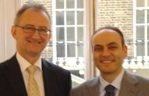 Philip Ross-Smith e Giuliano Palma